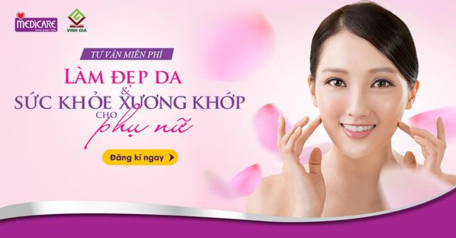 Chương trình chăm sóc sức khỏe, làm đẹp cho phụ nữ tại Tp Hồ Chí Minh hoàn toàn miễn phí
