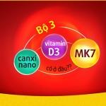Bộ 3 Canxi nano, Vitamin D3, MK7 có ở đâu ?